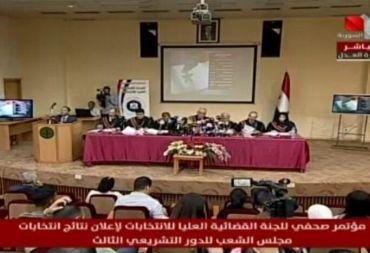 أسماء الفائزين بانتخابات مجلس الشعب عن دمشق