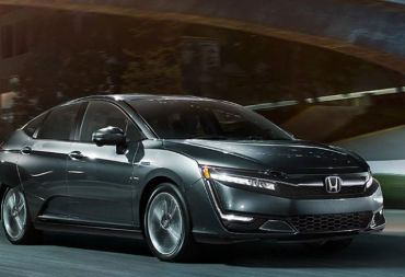 هوندا كلاريتي 2020: سيارة وقود بديل مصممة لجذب المشترين المهتمين بالبيئة (صور)