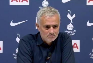 مورينيو يسخر من ريال مدريد بعد هدف جاريث بيل في مباراة توتنهام وبرايتون