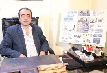 """صناعي سوري يطلق مبادرة """"سجل تجاري مجاني"""" لدعم الفئة المتعيشة عبر الانترنت ."""