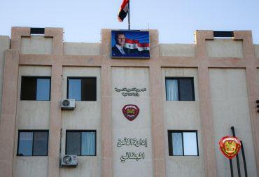 إدارة الأمن الجنائي تلقي القبض على ثمانية أشخاص بجرم التواصل والتعامل مع مواقع الكترونية مشبوهة .