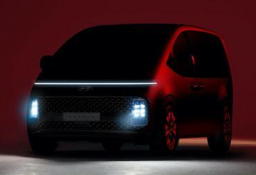 """هيونداي تكشف عن سيارتها المستقبلية الجديدة """"ستاريا"""" (صور)"""