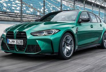 BMW تقدم الطراز M3 المعاد تصميمهلعام 2021 (صور)