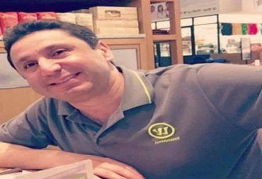 مقتل رجل الأعمال السوري حسام كبور في مكتبه بظروف غامضة .