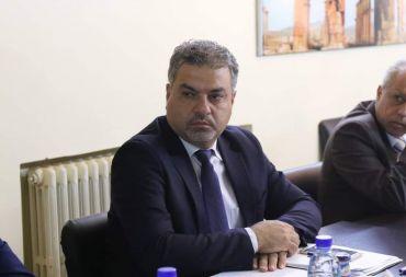 """وزير المالية يرد على الصناعي """"هشام دهمان"""" ولأهالي حلب رأيهم الخاص ."""