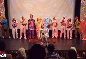 """فرقة """"جدو أسامة"""" في عرضها الجديد """"بين 10"""":رسالة توعية للأطفال (فيديو)"""