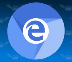مايكروسوفت تعتمد مشروع كروميوم المفتوح المصدر في تطوير متصفحها إيدج