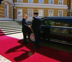سيارة الرئيس الروسي فلاديمر بوتين الخارقة