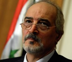 """رسالة من  الدكتور بشار الجعفري مندوب سورية في الأمم المتحدة  إلى """"نسور قاسيون"""" (فيديو)"""