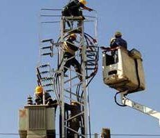 """شبكة كهرباء """"نصيب الحدودي"""" بالخدمة نهاية الشهر الجاري"""