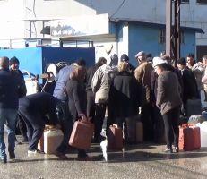 أحوال الناس في محافظة اللاذقية ومعاناتهم اليومية: لا مازوت لا غاز لا كهرباء (فيديو)