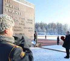 """بوتين في الذكرى الخامسة والسبعين لفك حصار """"ليننغراد"""" لا يمكن أن نغفر للنازيين مافعلوا"""