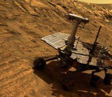 وكالة ناسا تتخلى عن روبوت اختفى على سطح المريخ وتنهي مهمته