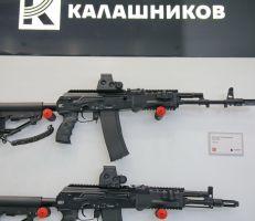 روسيا تبدأ بتزويد السعودية ببنادق كلاشينكوف  103