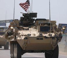 انسحاب أرتال قوات عسكرية أمريكية من محافظتي الرقة والحسكة  باتجاه الحدود العراقية