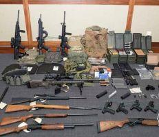 اعتقال ضابط أمريكي خطط لارتكاب مجزرة جماعية