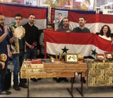 افتتاح أيام الثقافة السورية في جامعة الصداقة بين الشعوب في العاصمة الروسية موسكو (صور)