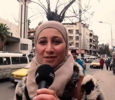 السوريون وكذبة نيسان (فيديو)