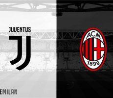 موعد  المباراة والقناة الناقلة ومعلق مباراة يوفنتوس وميلان بالدوري الإيطالي اليوم