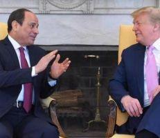 ماهو القرار الذي أبلغته مصر للولايات المتحدة الأمريكية؟!