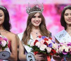 الفاتنة ألينا سانكو ملكة جمال روسيا 2019