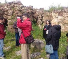 جولة سياحية لوفد إسباني من اللاذقية إلى طرطوس