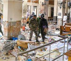 قتلى وأكثر من ٤٥٠ جريح في تفجيرات سريلانكا