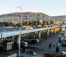 سرافيس مجانية من جسر الرئيس إلى عدة مناطق في دمشق