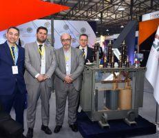 الوطنية لصناعة المحولات الكهربائية والسورية للكابلات تشاركان في معرض حلب الدولي