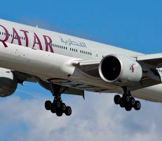 وزير النقل السوري م. علي حمود  : نوافق على طلب الخطوط الجوية القطرية بالعبور في أجوائنا .