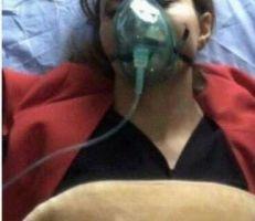 الفنانة سوزان نجم الدين تدخل المشفى بسبب وعكة صحية