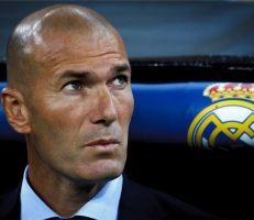 زين الدين زيدان : إحراز لقب الدوري الإسباني أولوية الريال في الموسم المقبل