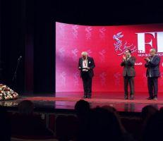 أيمن زيدان  يحصد جائزة  الفجر السينمائي (فيديو)