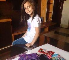 مارية برغوثي ابداع من دمشق إلى إيطاليا
