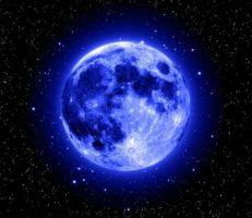 سورية تشهد اليوم ظاهرة القمر الأزرق