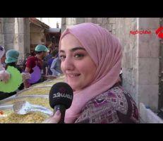 """مبادرات رمضانية في سورية تقول """" خسى الجوع """" (فيديو)"""
