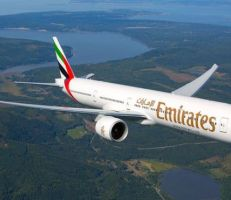 """""""طيران الإمارات"""" السوق السورية مهمة ونتطلع لاستئناف الرحلات مع دمشق قريبا"""