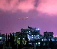 تفسير ظهور الأجسام المضيئة في سماء الساحل السوري مؤخراً
