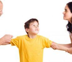 طلاق الوالدين وأثره على صحة الأطفال