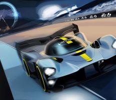 سيارة أستون مارتن فالكيري الخارقة تسعى لانتزاع انتصار ساحق في سباق لومان