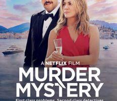 """Murder Mystery "" يحقق رقماً قياسياً على  ""نيتفلكس"""
