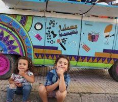 """شبان سوريون يؤسسون مشروع القهوة المتنقلة """"كنكنة"""" في اللاذقية"""
