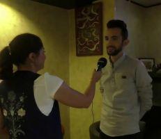 لقاء مع الشاب السوري محمد علي الحماد مكتشف الثغرة الأمنية في موقع فيسبوك (فيديو)