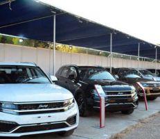 المعرض الدولي للسيارات في اللاذقية يعود لجمهوره