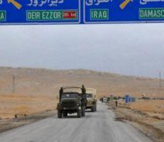 العراق يخصص مليار دينار لإعادة فتح الحدود مع سوريا