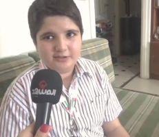 """""""عمره 12سنة"""" حسين عبود بطلاً للجمهورية والعرب في الشطرنج (فيديو)"""