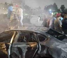 """""""الداخلية المصرية"""" تفجير معهد الأورام عملية إرهابية"""