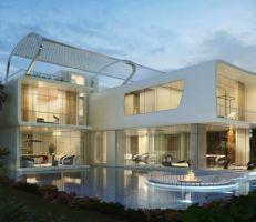 تراجع أسعار العقارات السكنية الفاخرة  في دبي