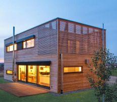 وزيرة الزراعة الألمانية تدعو لبناء مزيد من البيوت الخشبية