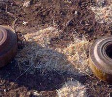 استشهاد طفلين بانفجار لغم في ريف حمص